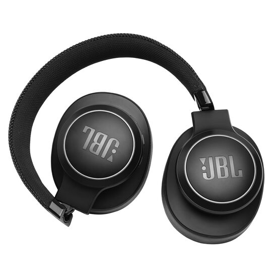 JBL LIVE 500BT - Black - Your Sound, Unplugged - Detailshot 1