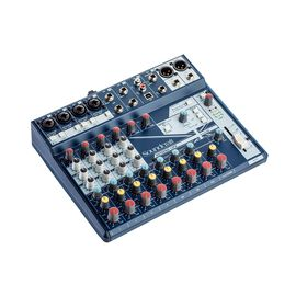 Notepad-12FX - Dark Blue - Small-format analog mixing console with USB I/O and Lexicon effects - Hero
