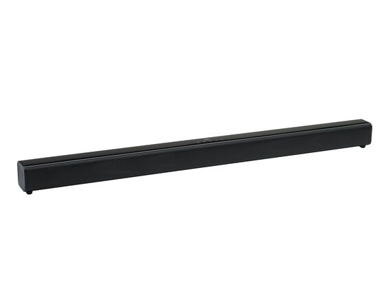 JBL Cinema SB160 - Black - 2.1 Channel soundbar with wireless subwoofer - Detailshot 2