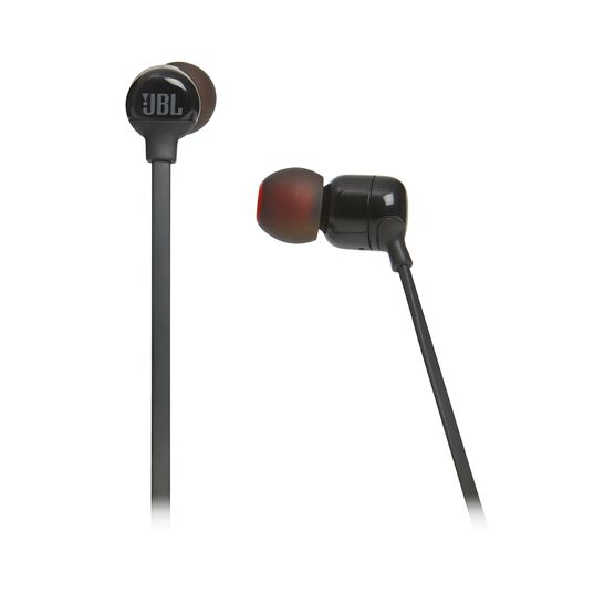 JBL TUNE 110BT - Black - Wireless in-ear headphones - Detailshot 3