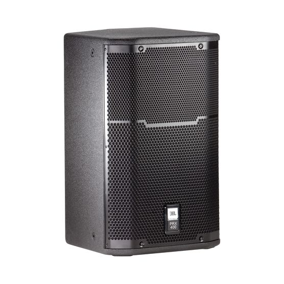 """JBL PRX412M - Black - 12"""" Two-Way Stage Monitor and Loudspeaker System - Hero"""