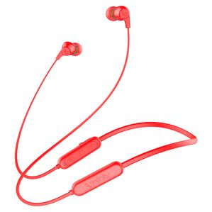 INFINITY GLIDE N100 - Red - In-Ear Ultra Light Neckband - Hero