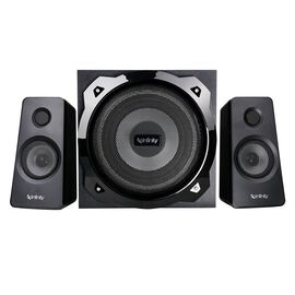 INFINITY HARDROCK 210 - Black - Multimedia Speakers - Hero