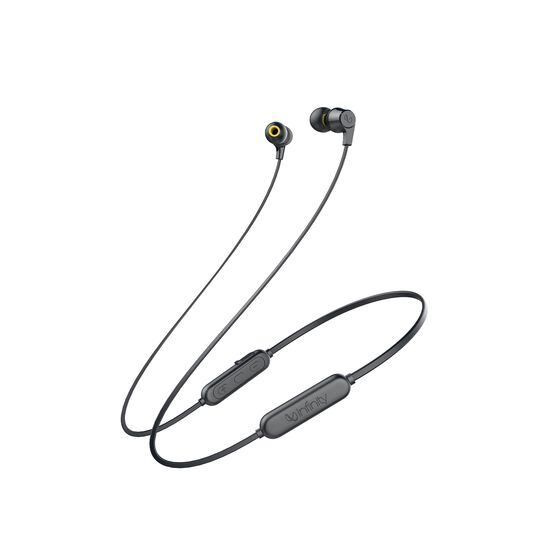 INFINITY GLIDE 100 - Black - In-Ear Wireless Headphones - Hero