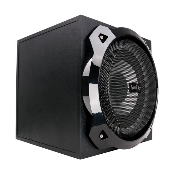 INFINITY HARDROCK 210 - Black - Multimedia Speakers - Back