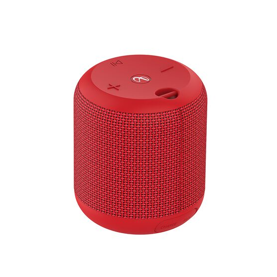INFINITY FUZE 100 - Red - Portable Wireless Speaker - Back