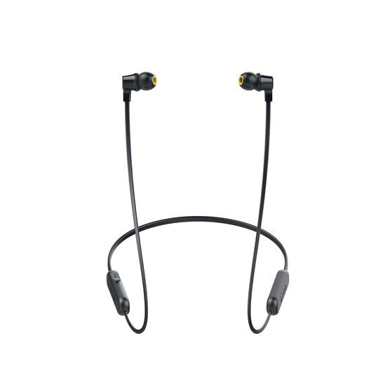 INFINITY GLIDE 100 - Black - In-Ear Wireless Headphones - Left