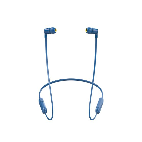 INFINITY GLIDE 100 - Blue - In-Ear Wireless Headphones - Left