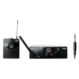 WMS40 Mini Instrumental Set Band-ISM2 - Black - Wireless microphone system - Hero