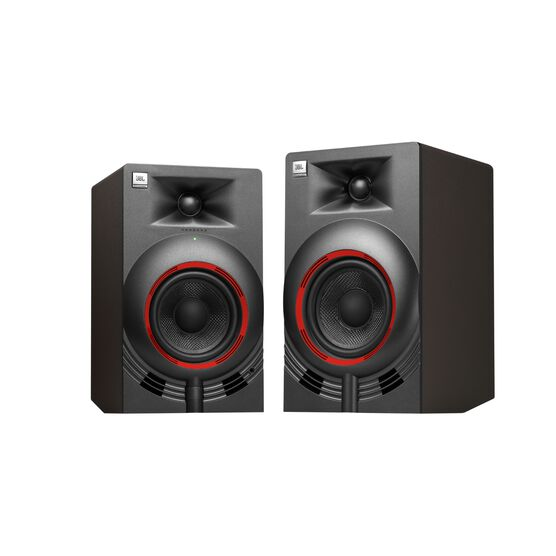 "NANO K4 - Black - 4"" Full-range Powered Monitor Pair - Hero"