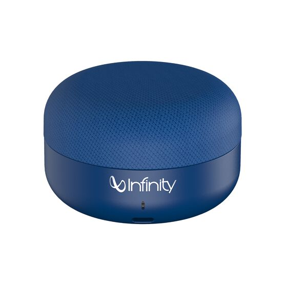 INFINITY FUZE PINT - Blue - Portable Wireless Speakers - Hero