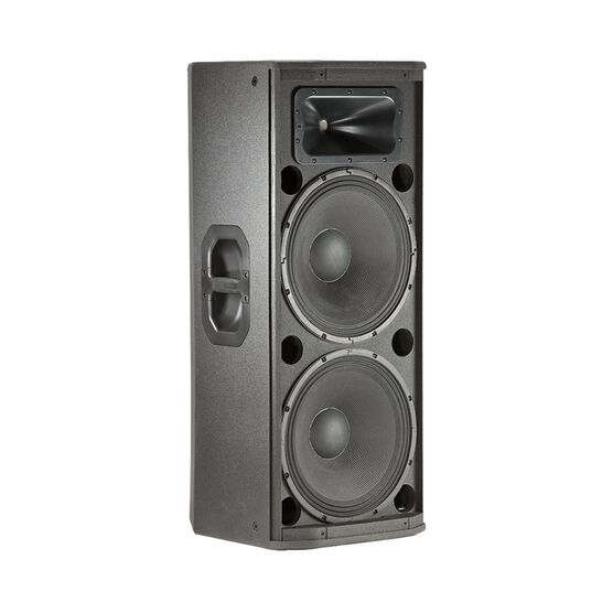 "JBL PRX425 - Black - 15"" Two-Way Loudspeaker System - Detailshot 1"