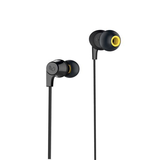 INFINITY GLIDE 100 - Black - In-Ear Wireless Headphones - Front