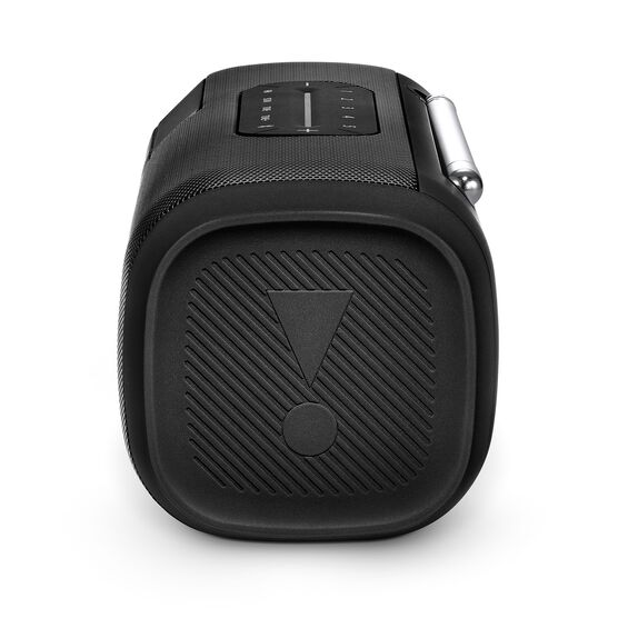 JBL Tuner FM - Black - Portable Bluetooth Speaker with FM radio - Detailshot 1
