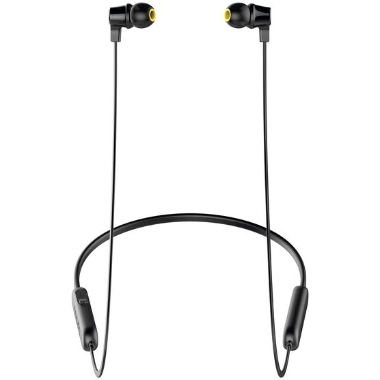 INFINITY GLIDE N100 - Black - In-Ear Ultra Light Neckband - Back