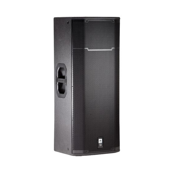 "JBL PRX425 - Black - 15"" Two-Way Loudspeaker System - Hero"