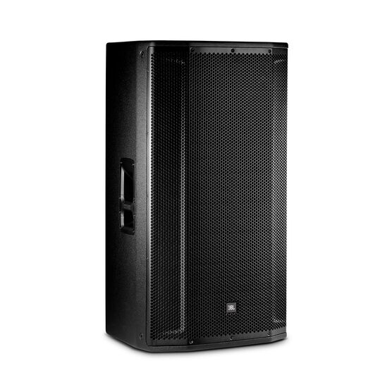"JBL SRX835 - Black - 15"" Three-Way Bass Reflex Passive System - Hero"
