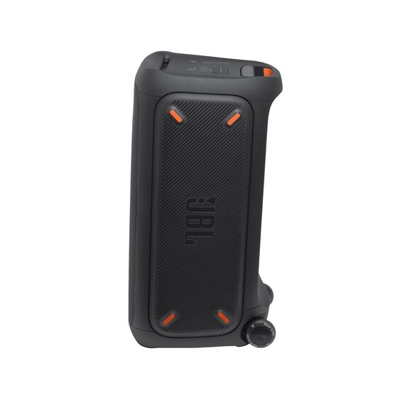 JBL Partybox 310 - Black - Portable party speaker with dazzling lights and powerful JBL Pro Sound - Left