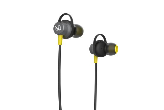 INFINITY GLIDE N120 - Black / Yellow - Hero