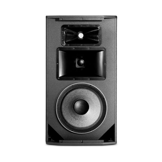 "JBL SRX835 - Black - 15"" Three-Way Bass Reflex Passive System - Detailshot 2"