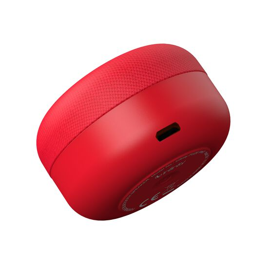 INFINITY FUZE PINT - Red - Portable Wireless Speakers - Front