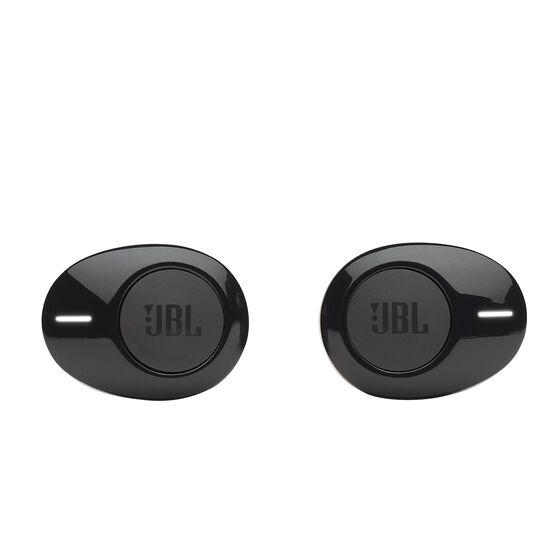 JBL Tune 120TWS - Black - True wireless in-ear headphones. - Front