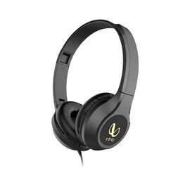 INFINITY ZIP 500 - Black - On-Ear Wired Headphones - Hero