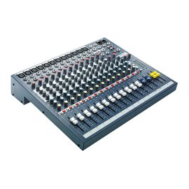 EPM12 - Dark Blue - A multipurpose mixer that carries the hallmarks of Soundcraft's professional heritage. - Hero