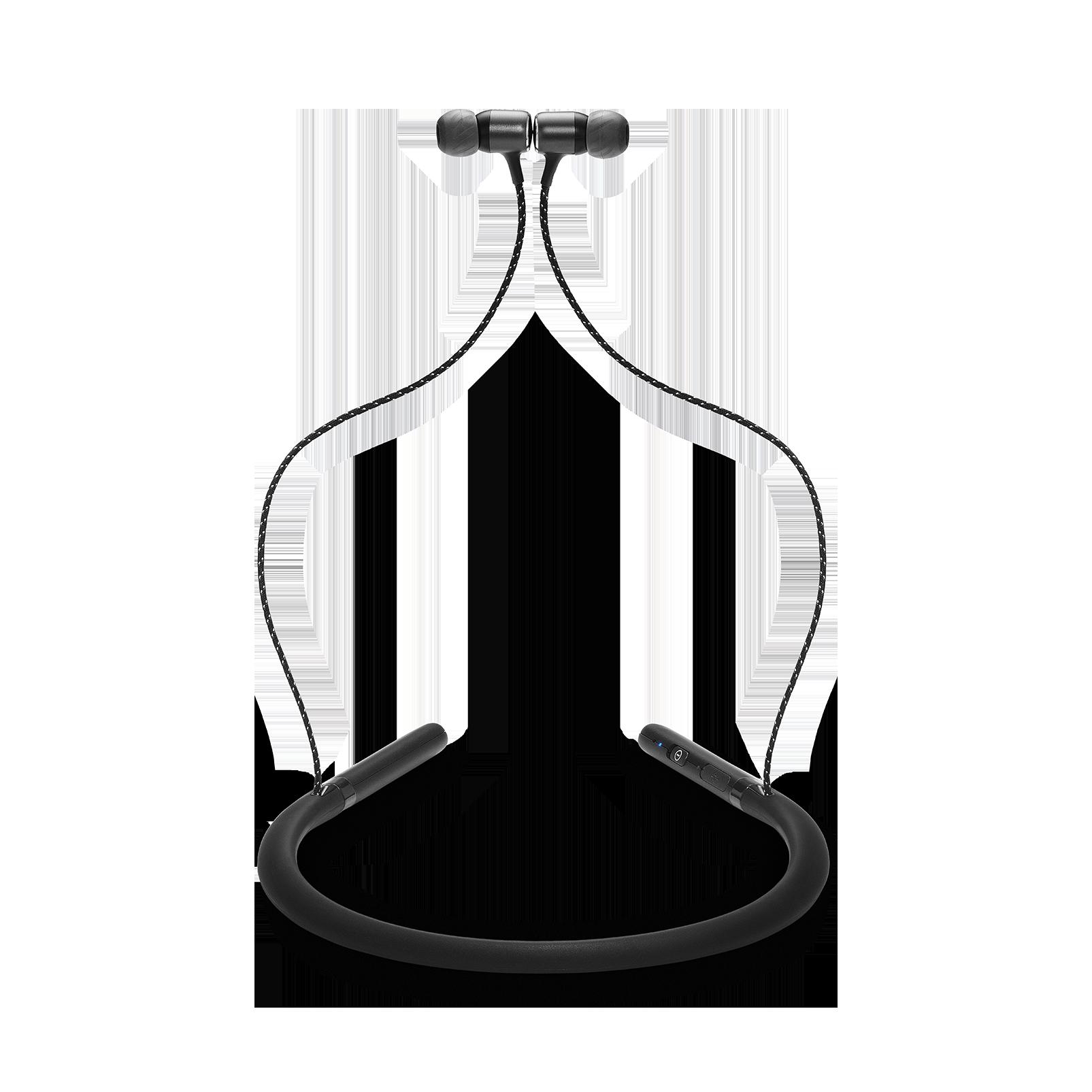 JBL LIVE 200BT - Black - Wireless in-ear neckband headphones - Detailshot 1