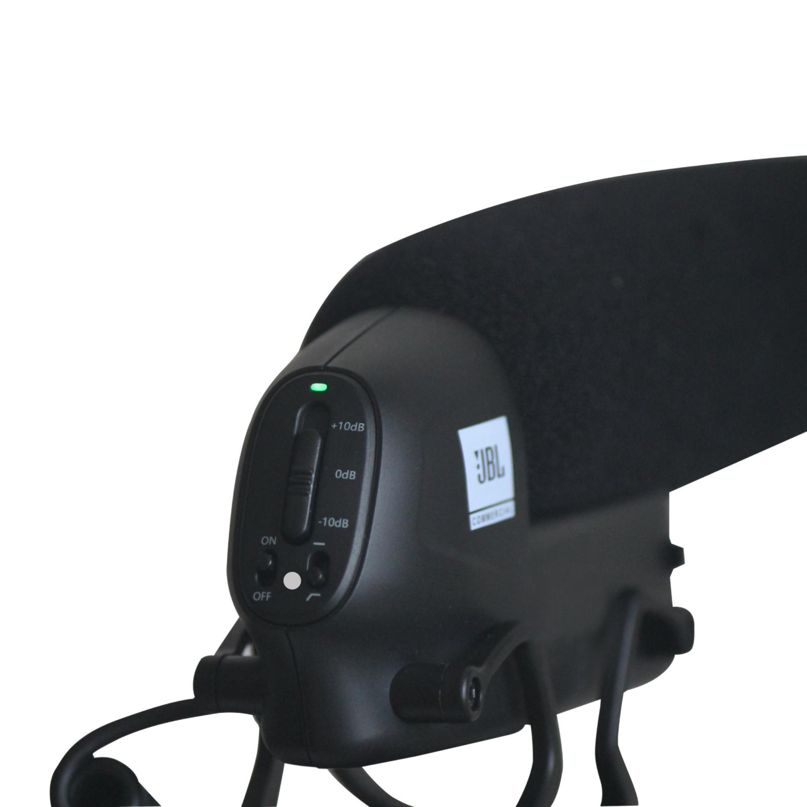 CSSG20 - Black - On-Camera Shotgun Microphone - Detailshot 2