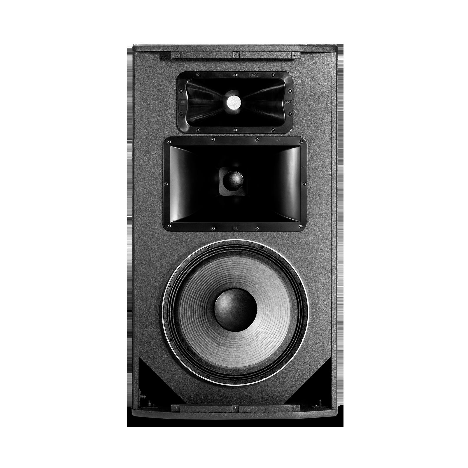 """JBL SRX835 - Black - 15"""" Three-Way Bass Reflex Passive System - Detailshot 2"""