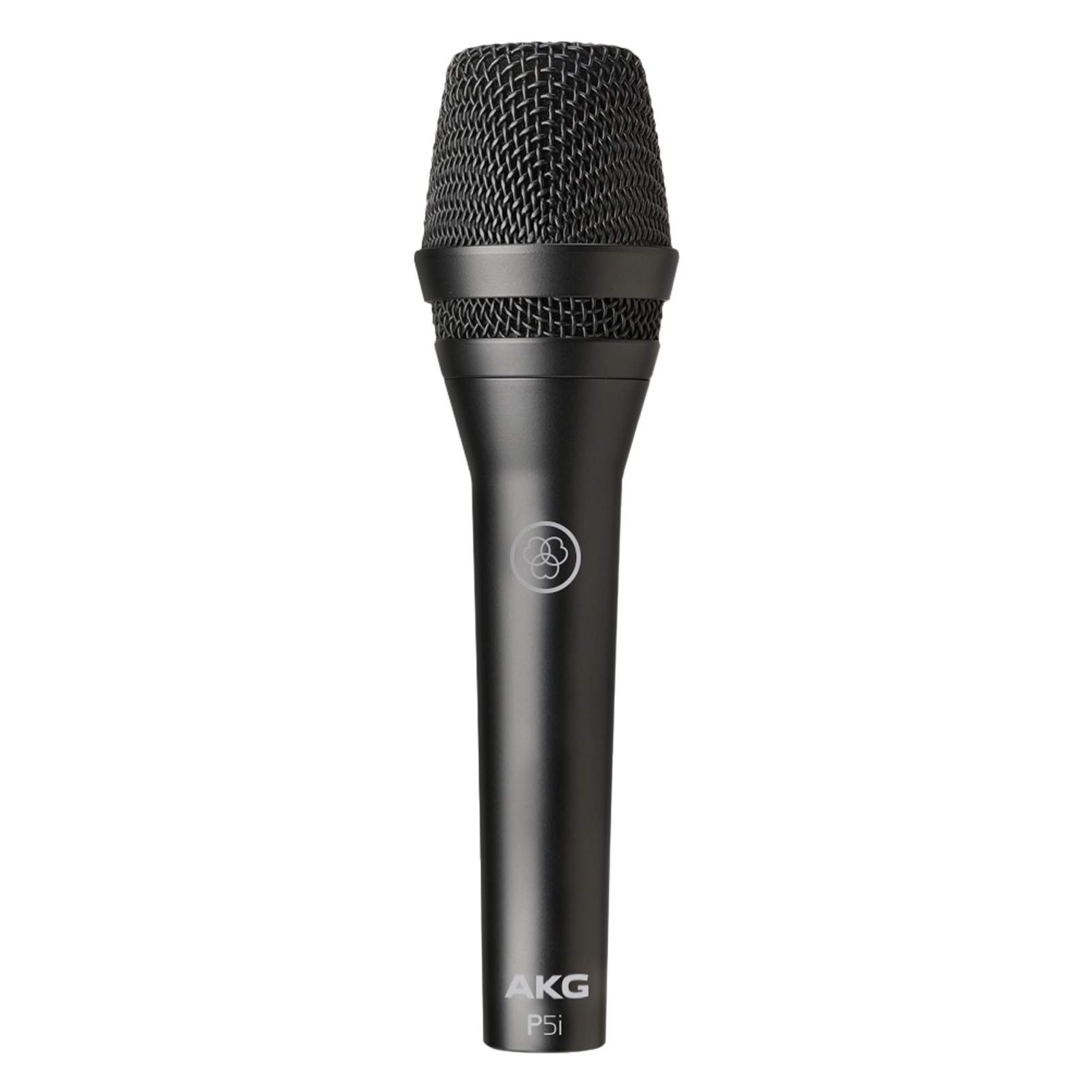 P5i - Black - Dynamic vocal microphone with HARMAN Connected PA compatibility - Hero