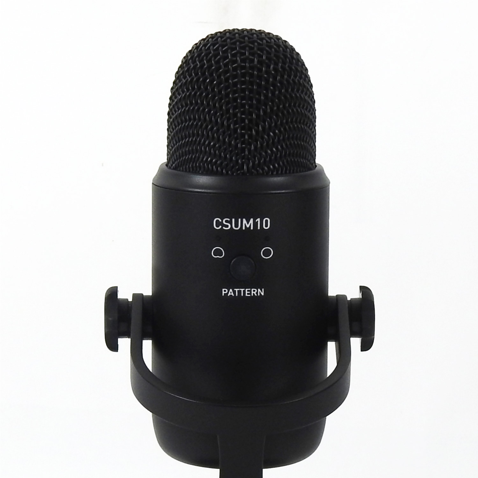 JBLCSUM10 - Black - Compact USB Microphone - Detailshot 3