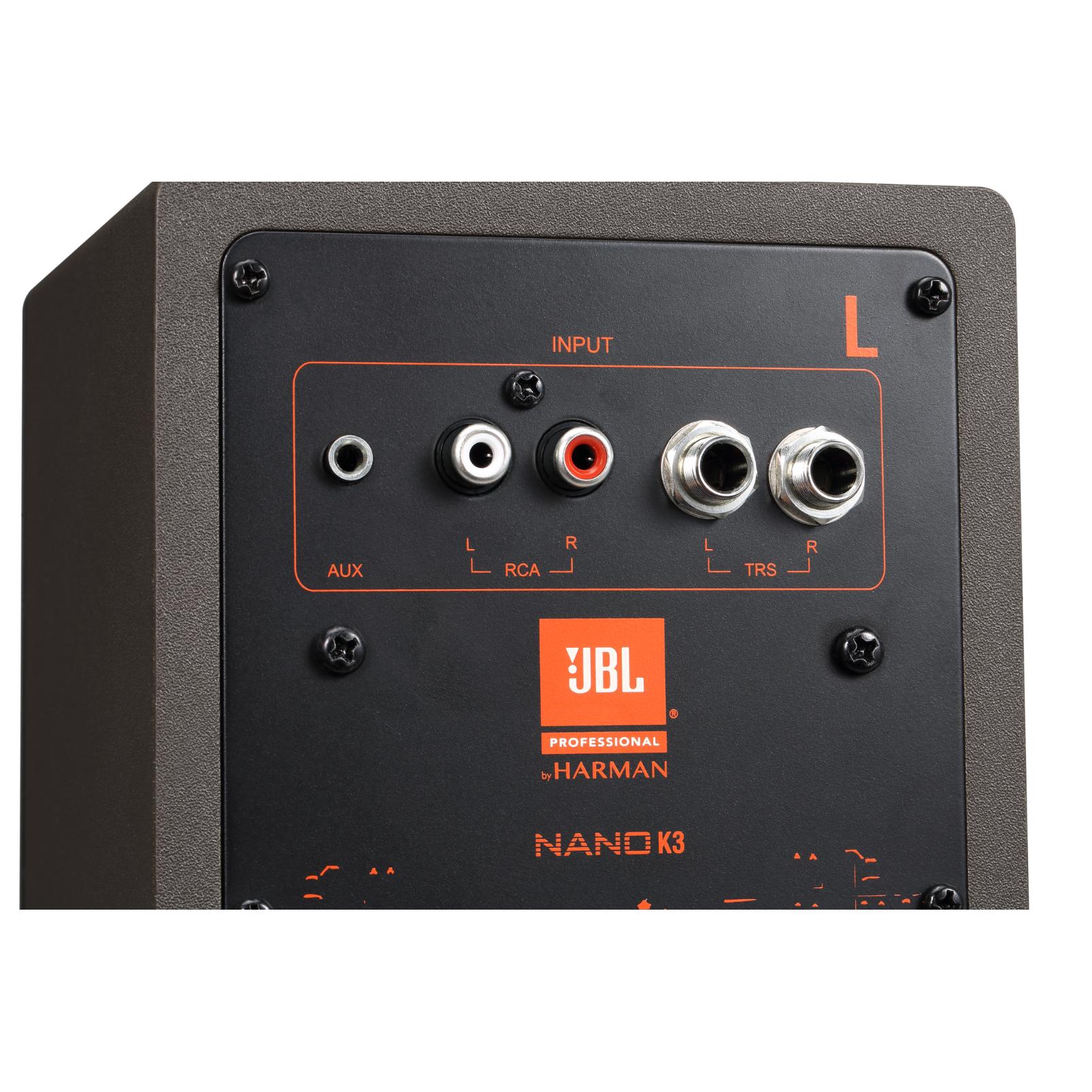 """NANO K3 - Black - 3"""" Full-range Powered Monitor Pair - Detailshot 1"""