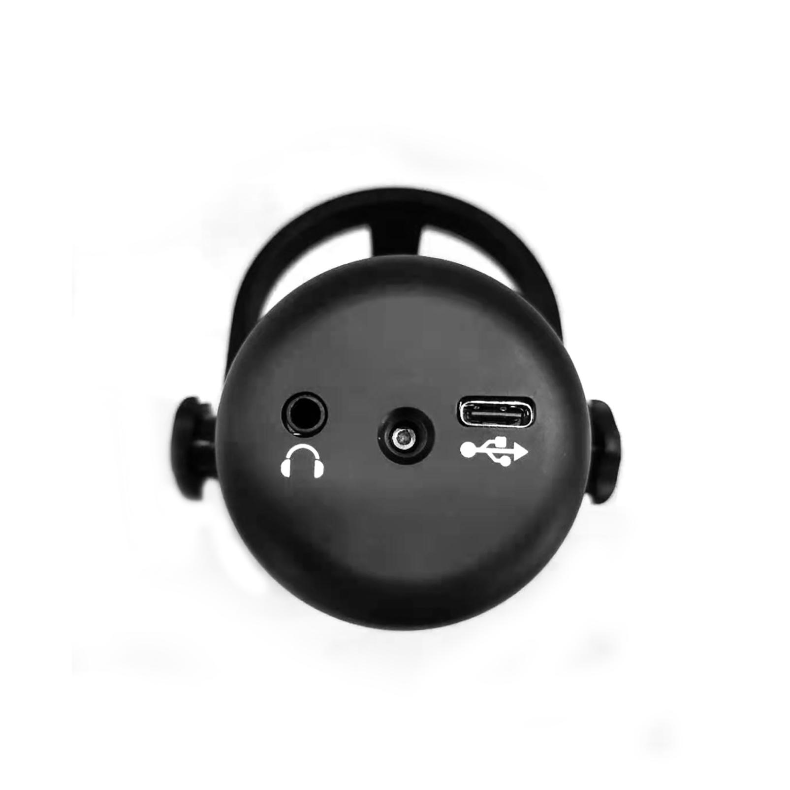 JBLCSUM10 - Black - Compact USB Microphone - Detailshot 2