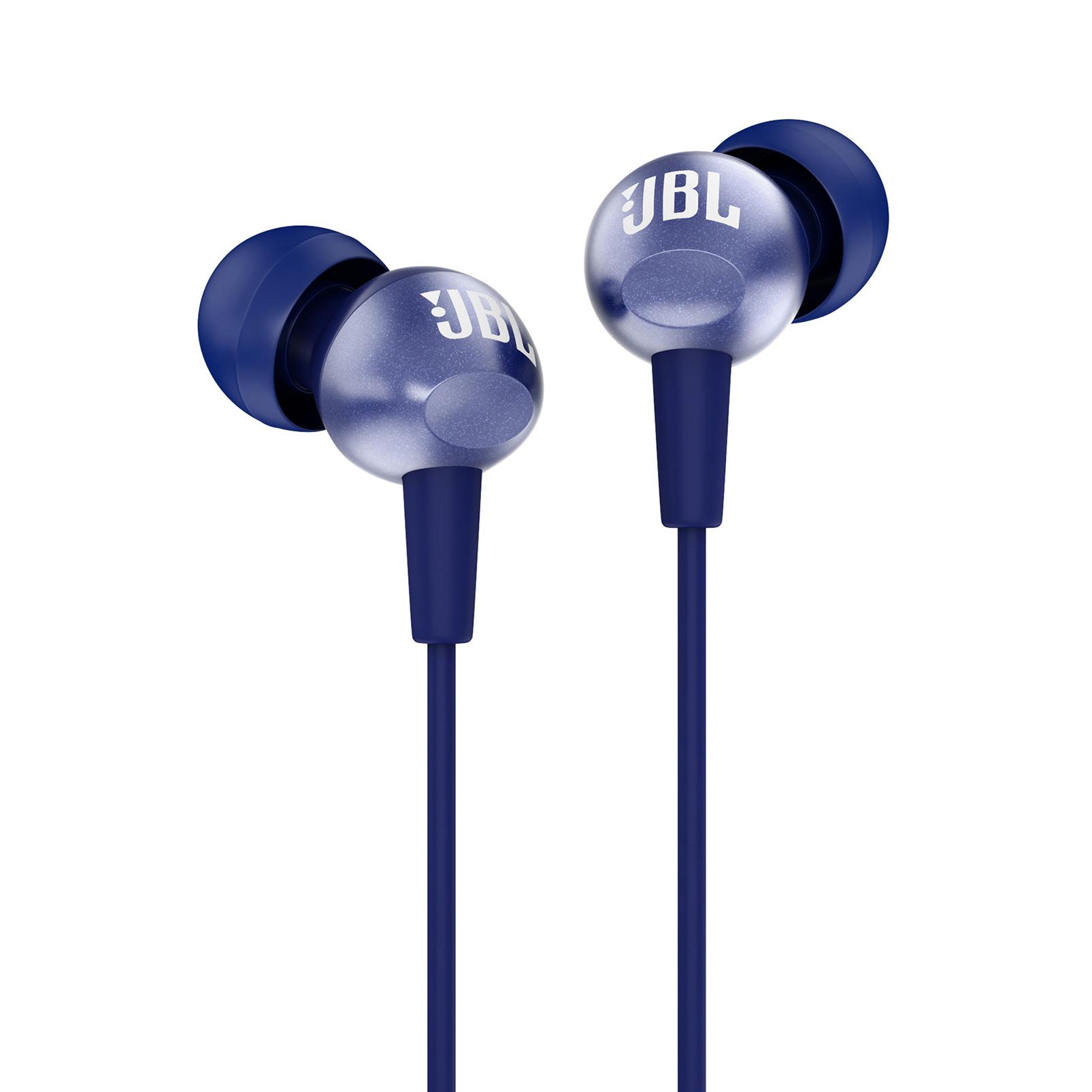 C200SI - Blue - In-Ear Headphones - Detailshot 1
