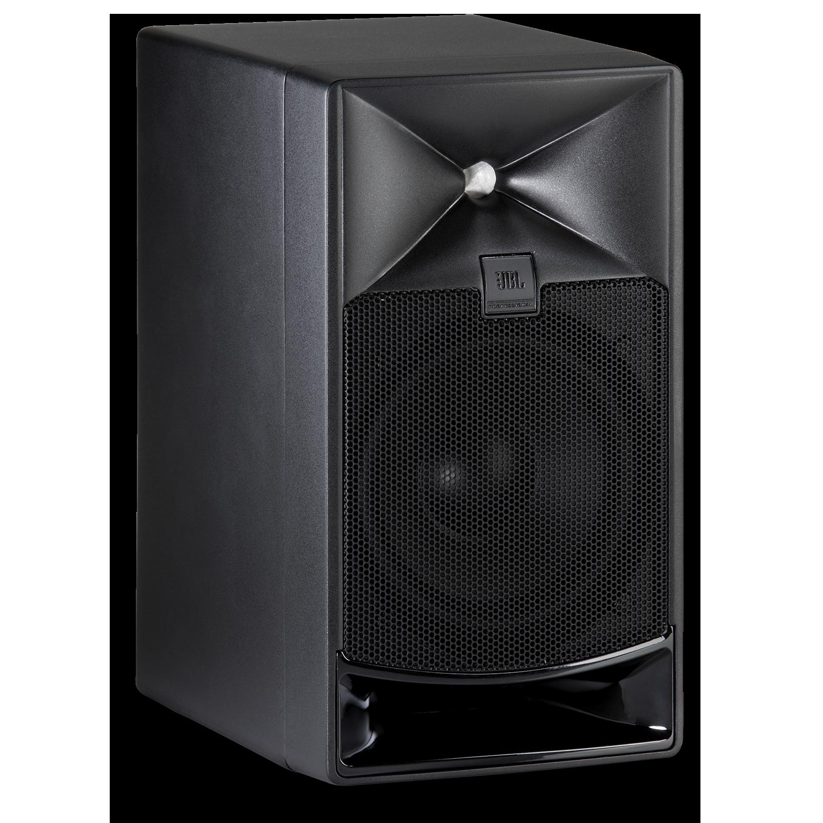 "JBL 705i - Black - 5"" Master Reference Monitor - Hero"