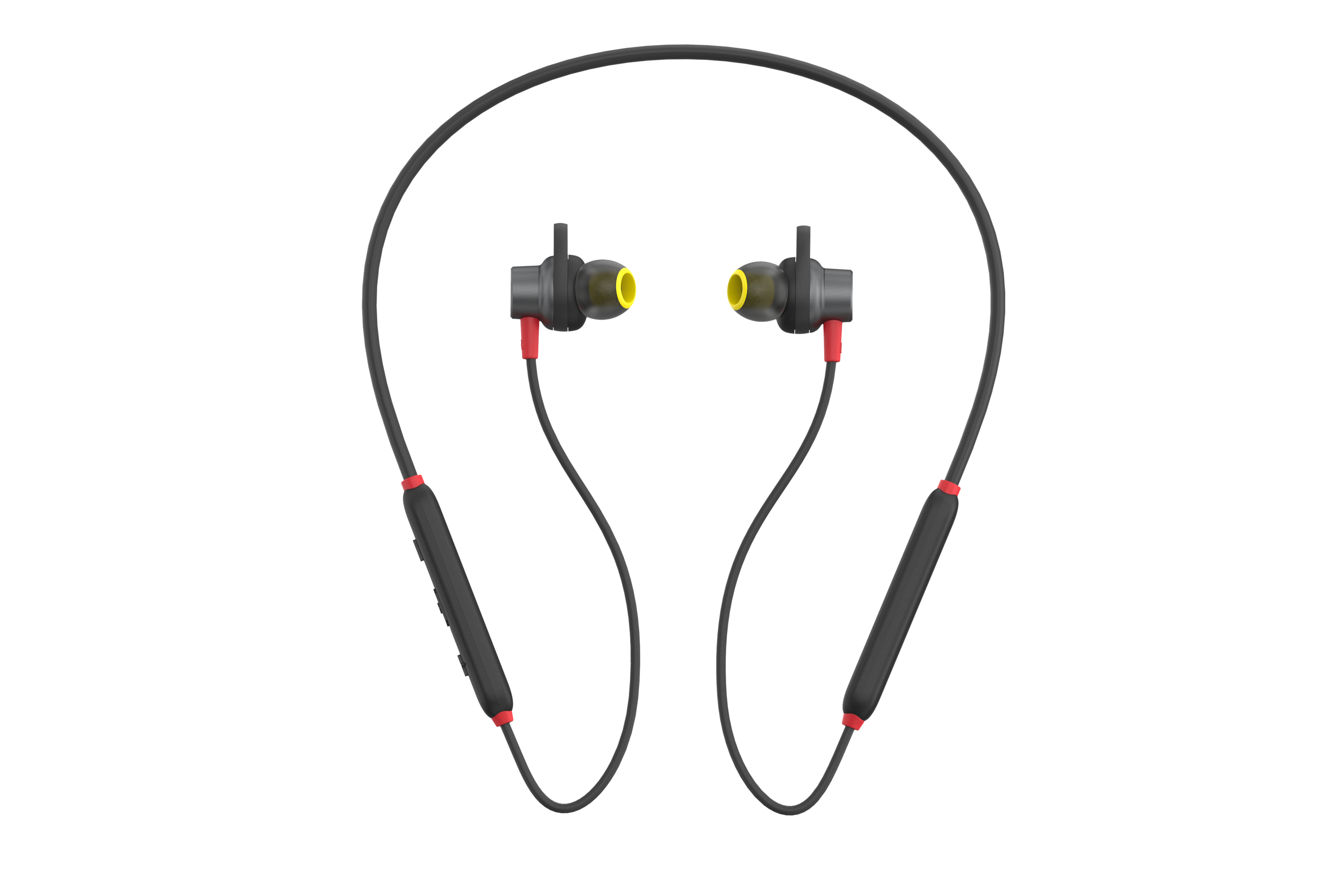 INFINITY GLIDE N120 - Black / Red - Front