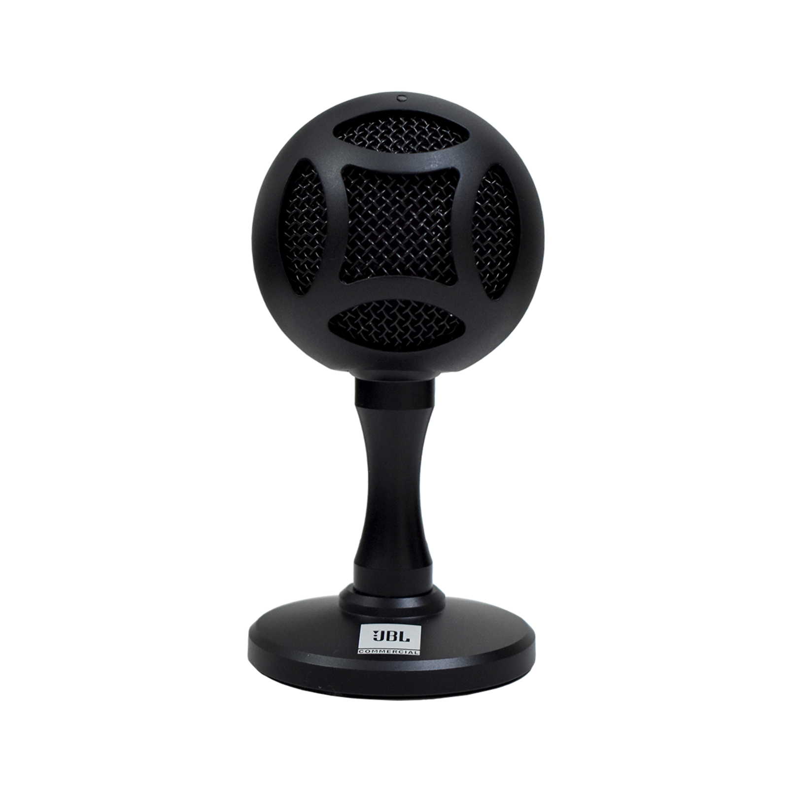 CSUM06 - Black - Mini USB Microphone - Hero
