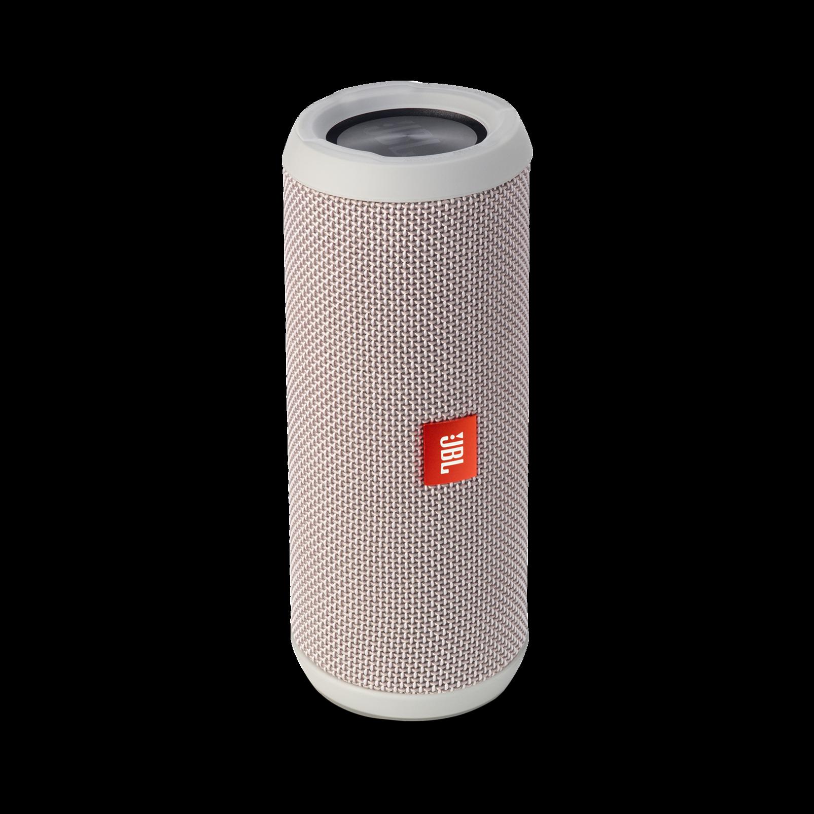 JBL Flip 3 - Grey - Splashproof portable Bluetooth speaker with powerful sound and speakerphone technology - Detailshot 2