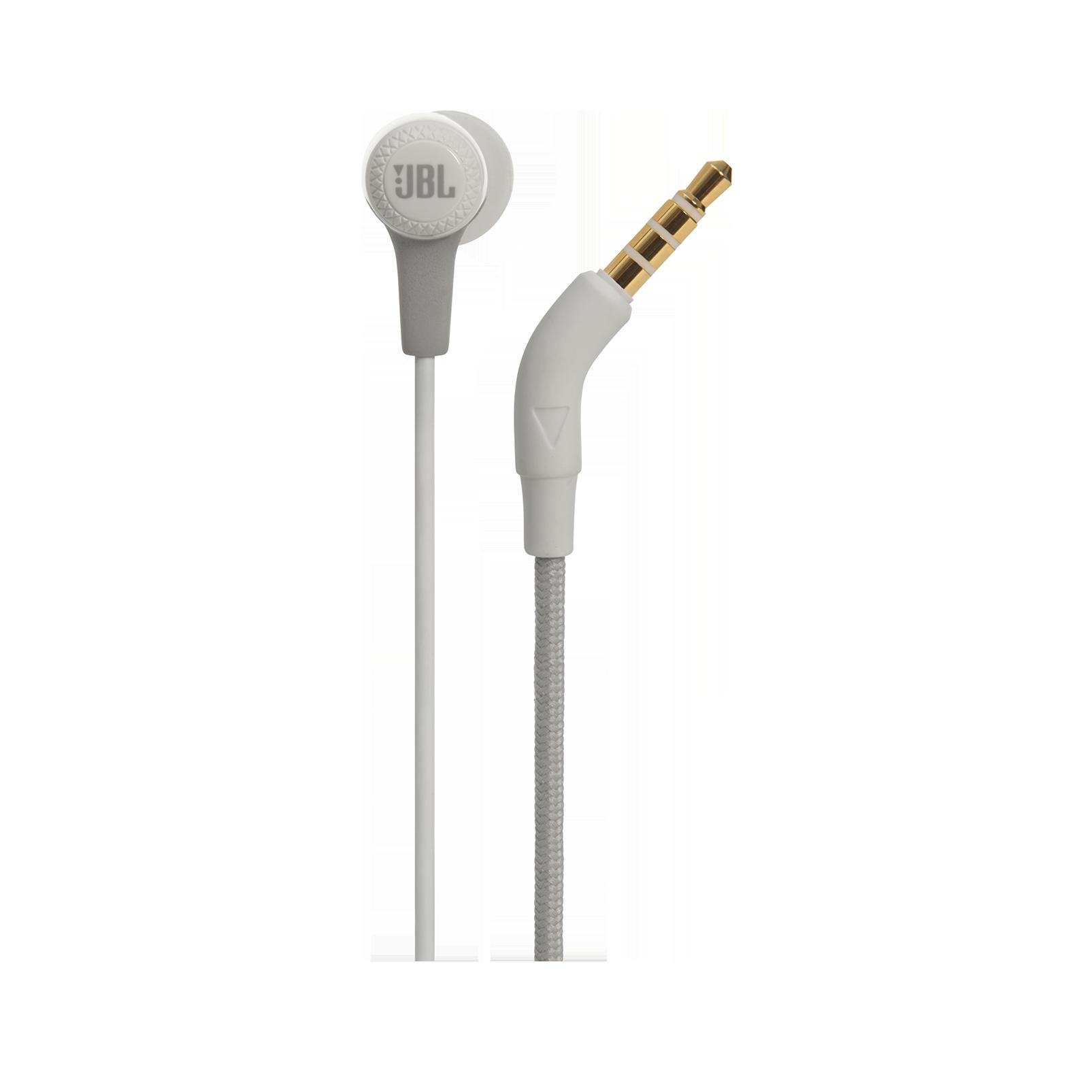 E15 - White - In-ear headphones - Detailshot 2