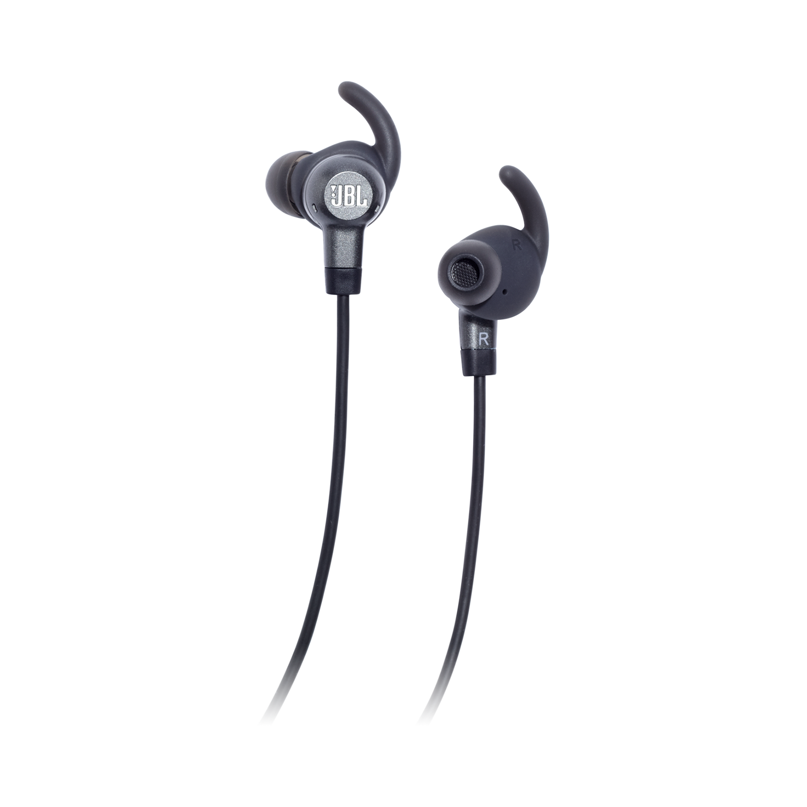 JBL EVEREST™ ELITE 150NC - Gun Metal - Wireless In-Ear NC headphones - Detailshot 1