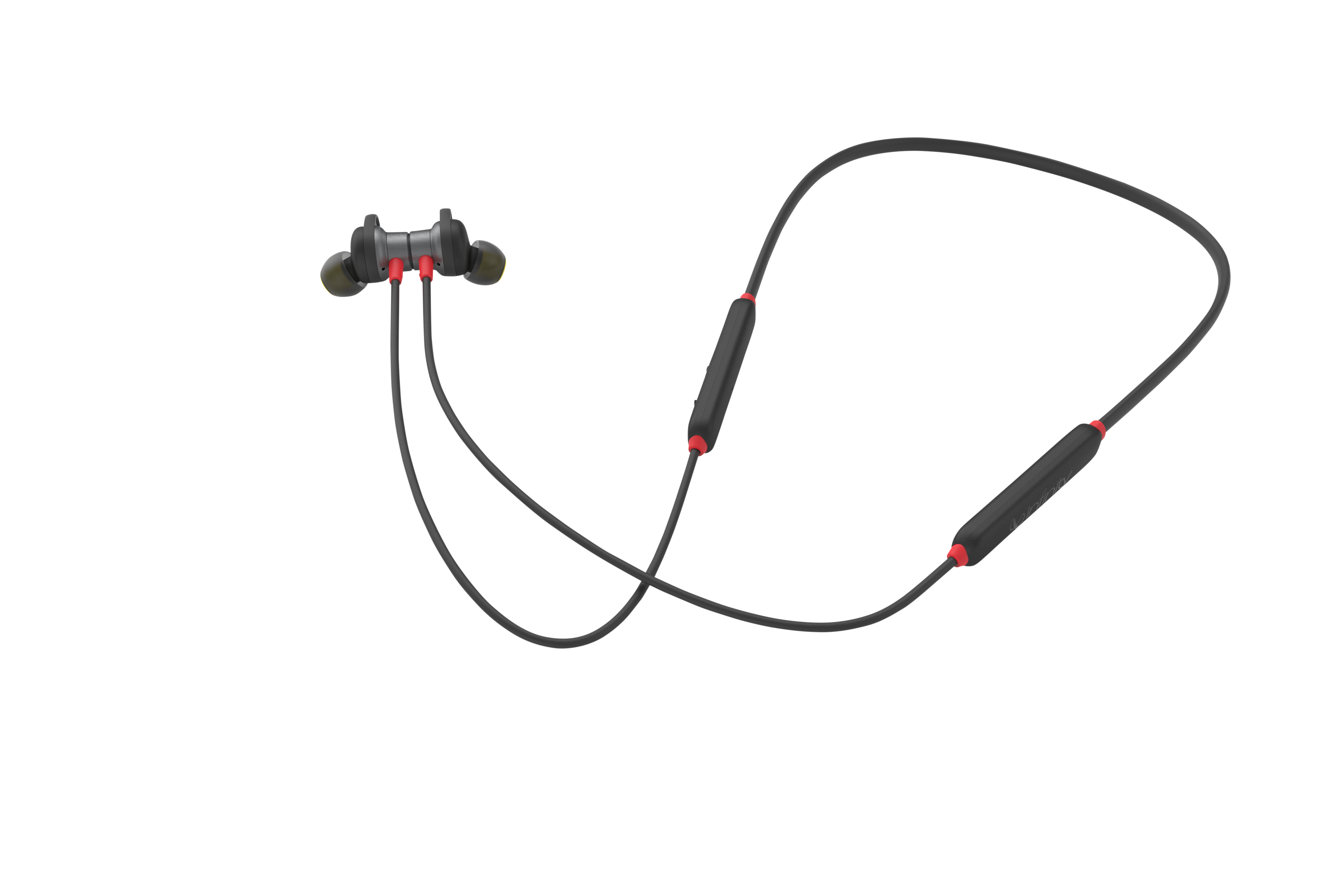 INFINITY GLIDE N120 - Black / Red - Left