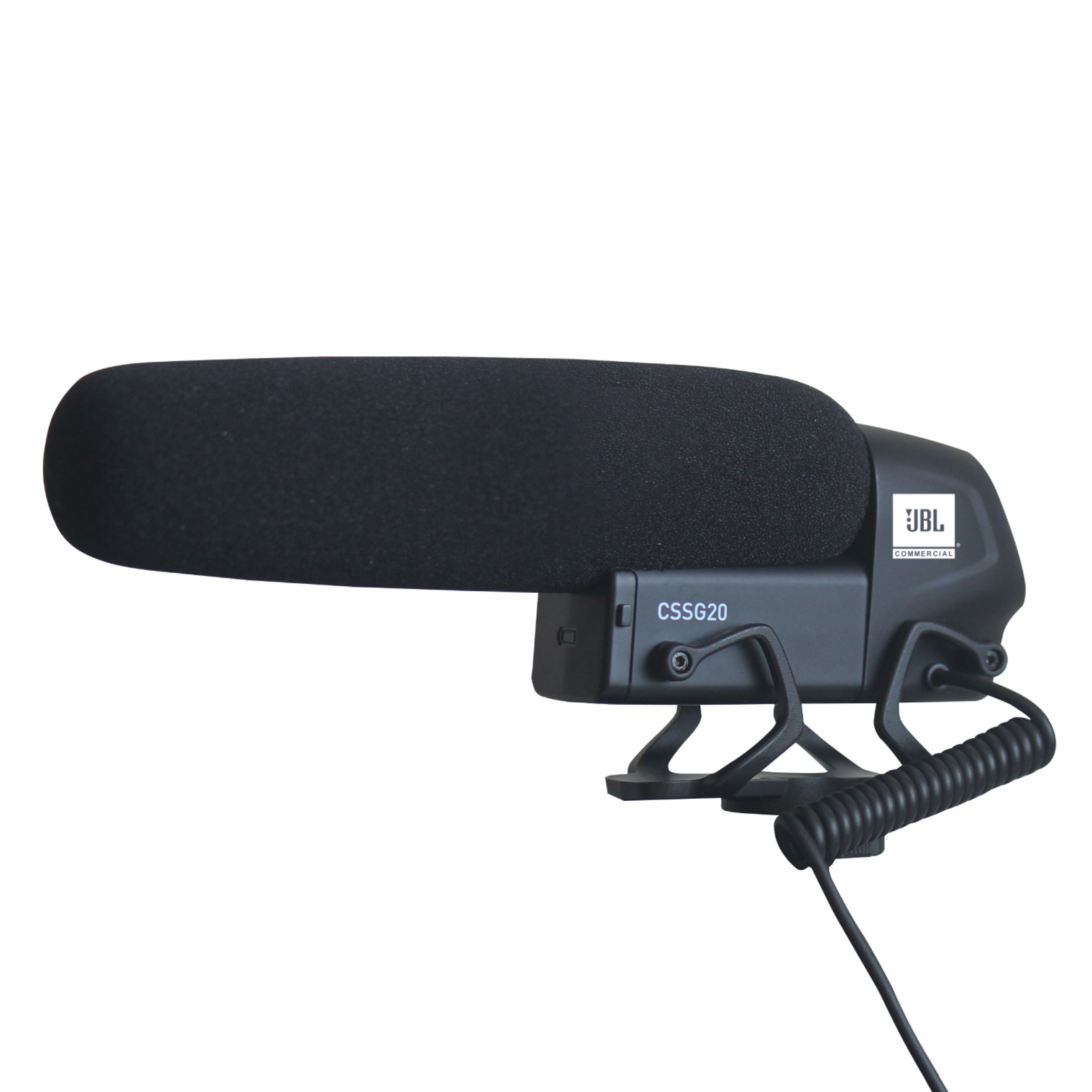 CSSG20 - Black - On-Camera Shotgun Microphone - Hero