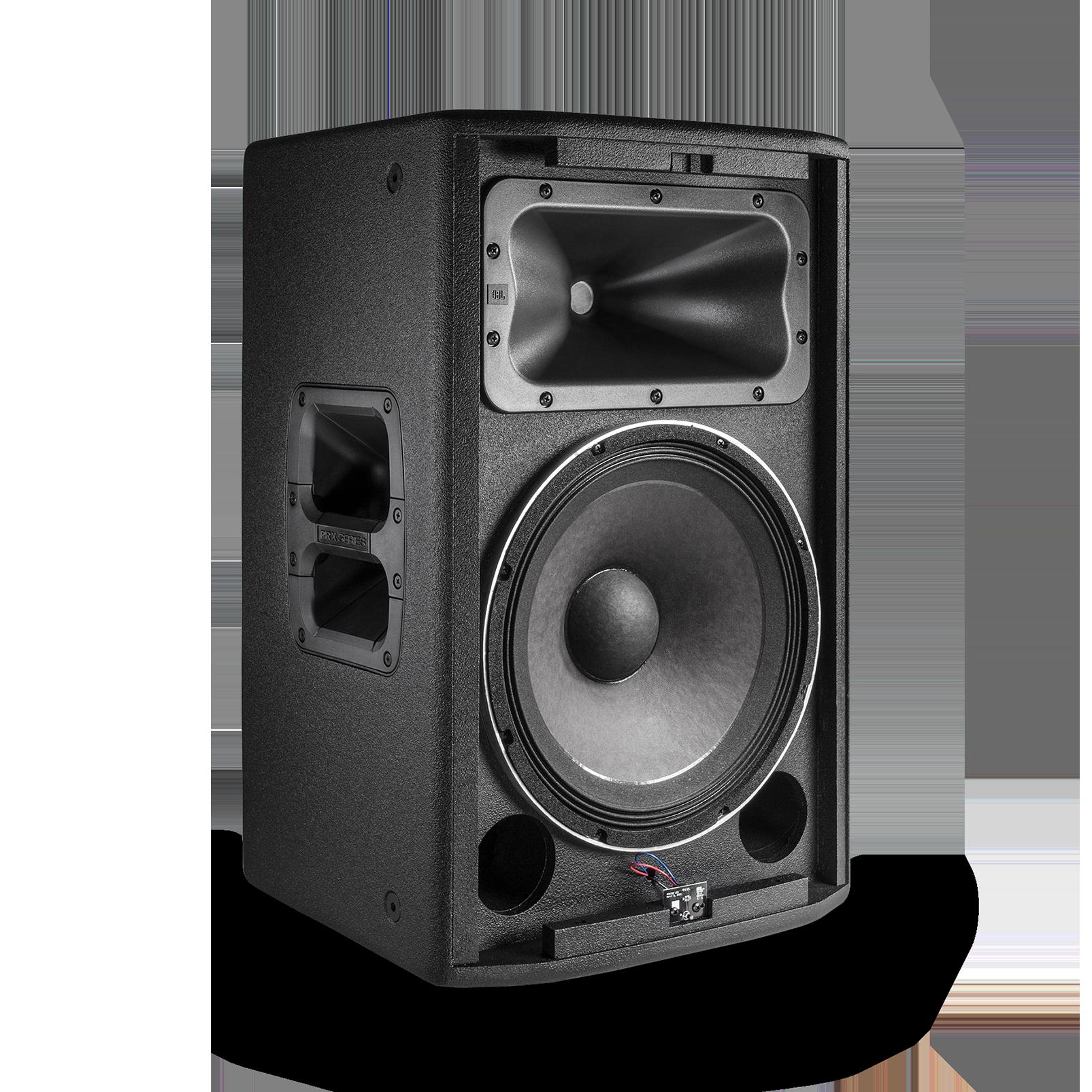 "JBL PRX812 - Black - 12"" Two-Way Full-Range Main System/Floor Monitor with Wi-Fi - Detailshot 1"