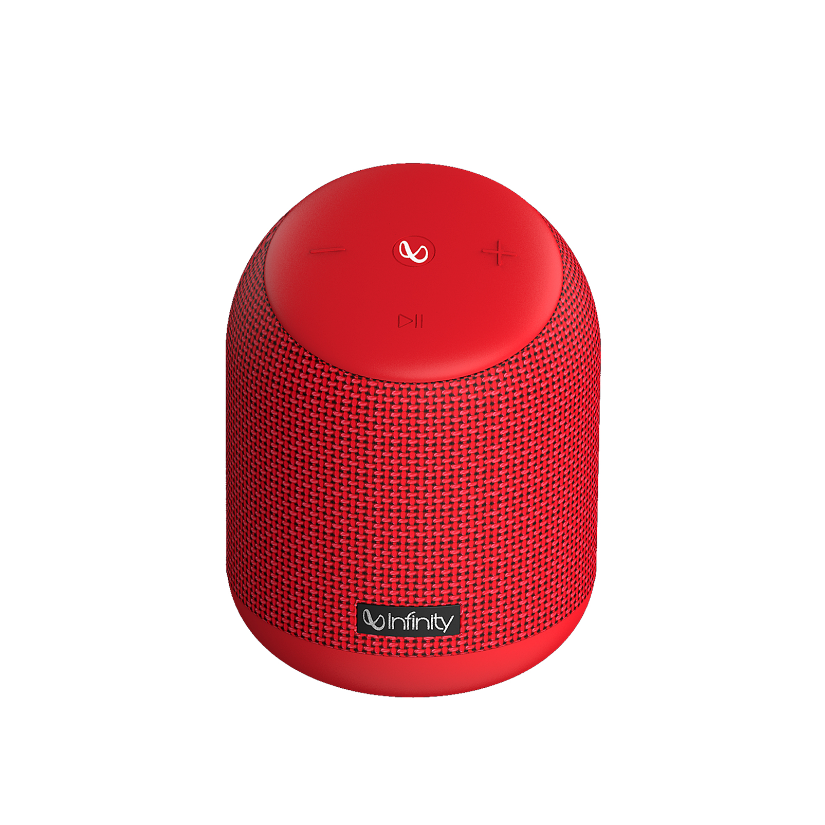 INFINITY FUZE 200 - Red - Portable Wireless Speakers - Front