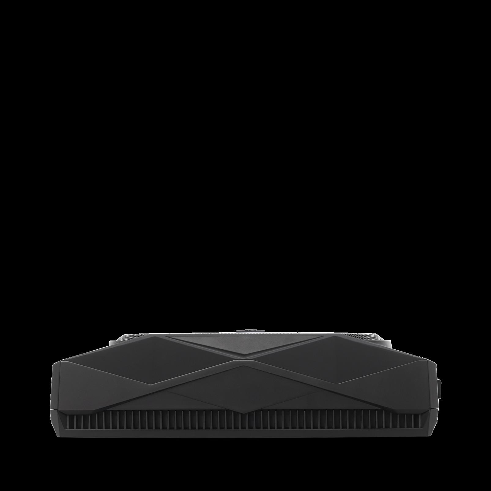 "BassPro SL - Black - Powered, 8"" (200mm) car audio under seat woofer system - Detailshot 9"