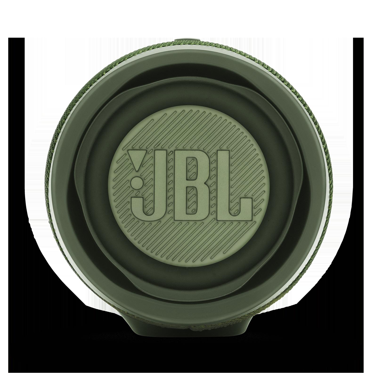 JBL Charge 4 - Forest Green - Portable Bluetooth speaker - Detailshot 2