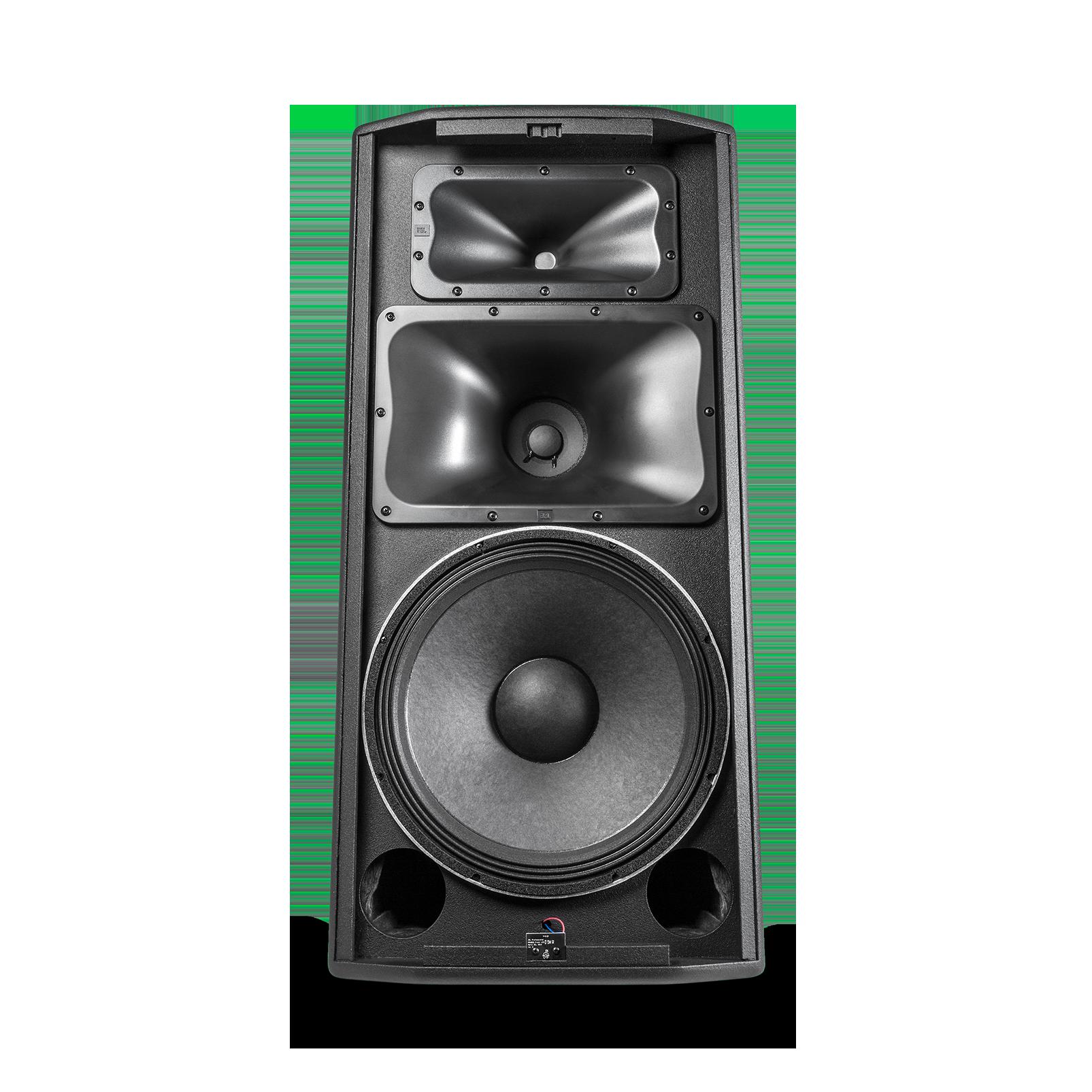 """JBL PRX835 - Black - 15"""" Three-Way Full-Range Main System with Wi-Fi - Detailshot 2"""