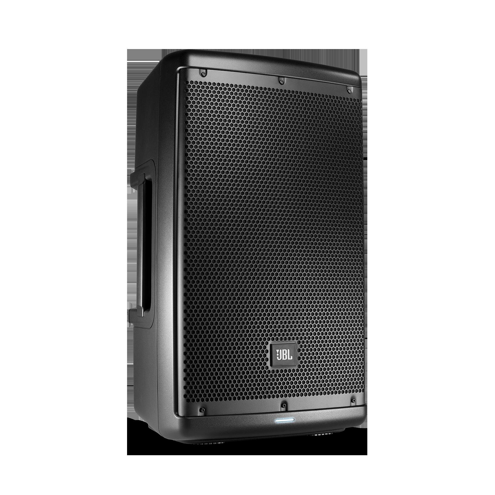 "JBL EON610 - Black - 10"" (25 cm) Two-Way Multipurpose Self-Powered Sound Reinforcement - Detailshot 4"